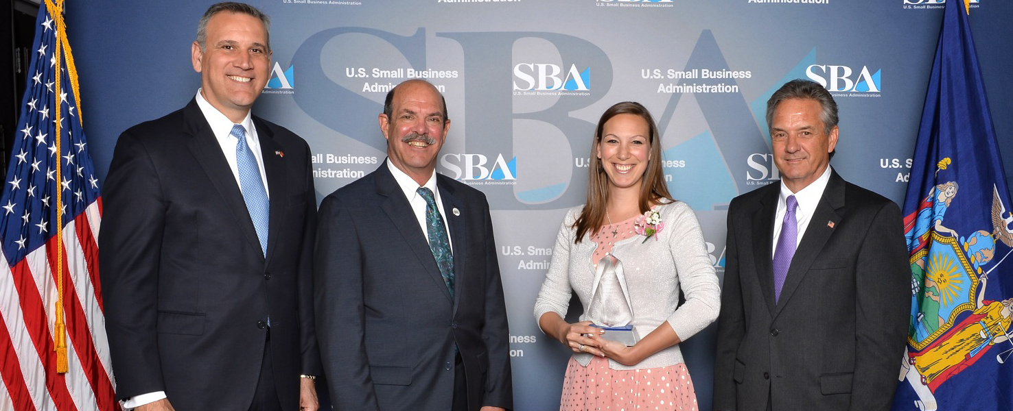 U.S. Small Business Administration Award Receipient